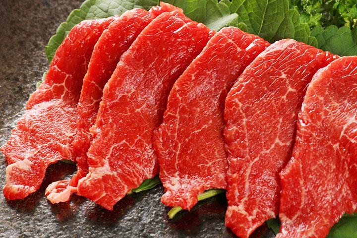 PFCに優れた赤身肉