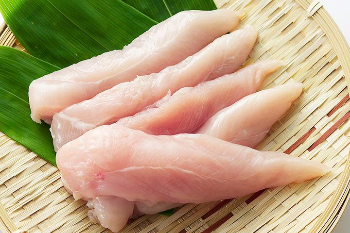 PFCの優等生鶏ささみ肉
